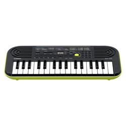 CASIO Keyboard Mini-Keyboard SA46, mit Umschaltknopf für Piano-/Orgelsound