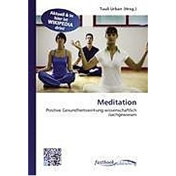 Meditation - Buch