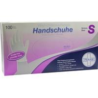 PARAM Einmal Handschuhe Vinyl puderfrei S