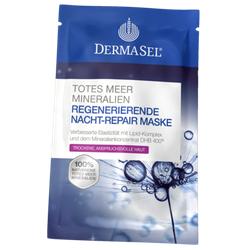 DERMASEL Maske Nacht-Repair SPA 12 ml