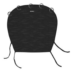 Dooky Design Sonnenschutz für Kinderwagen Sonnenschirm Black Matrix