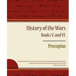 Procopius - History of the Wars Books V. and VI. als Taschenbuch von Procopius