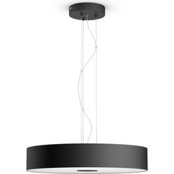 Philips Hue LED Pendelleuchte Fair, LED Pendelleuchte, schwarz, 3000 Lumen
