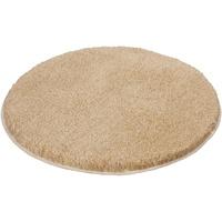 Badteppich Relax Polyacryl beige Kleine Wolke 5405-220-307 (D 60 cm) Kleine Wolke