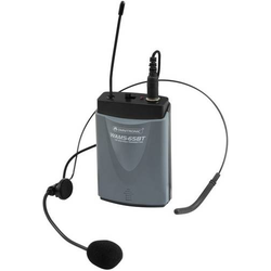 Omnitronic Headset Funkmikrofon-Set