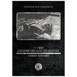 Das Dorf der acht Grabsteine - DVD  Filme