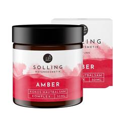 Solling Naturkosmetik Hautbalsam - Amber-Kokos 50ml