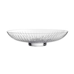 Zwiesel Glas Dekoschale Signum Kristallklar, handgefertigt weiß