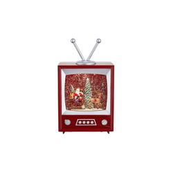 BUTLERS Dekofigur SANTA TV