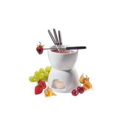 Cilio Raclette und Fondue-Set Schokoladenfondue 6-tlg.
