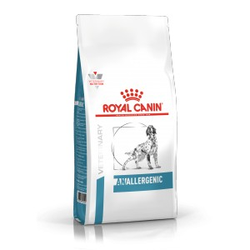 Royal Canin Veterinary Anallergenic Hundefutter 3 x 8 kg