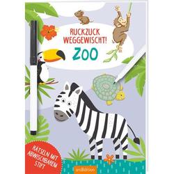 arsEdition Ruckzuck weggewischt! - Zoo
