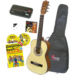 Voggenreiter Akustikgitarre VOLT Akustikgitarren-Set 4/4