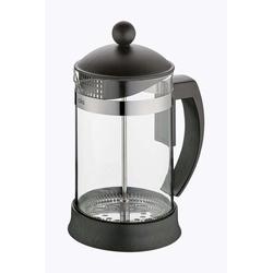 cilio Kaffeebereiter Mariella schwarz, 6 Tassen