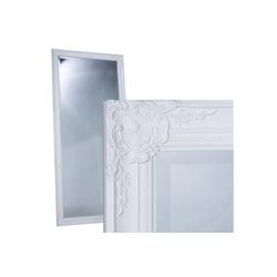 LC Home Wandspiegel Wandspiegel Spiegel 180 x 80 cm Antik-Stil barock m. Facettenschliff, Barockstil, Facettenschliff