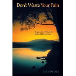 Don't Waste Your Pain als Taschenbuch von Myndi Orr
