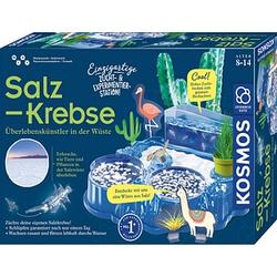 KOSMOS Experimentierkasten Salzkrebse