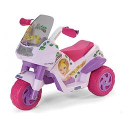 Peg Perego Elektrofahrzeug Dreirad 6v Raider Princess