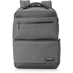 Hedgren Next Port Rucksack RFID 38 cm Laptopfaach stylish grey