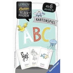 Ravensburger Kartenspiel ABC 41579