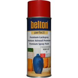 belton perfect Lackspray 400 ml, rot