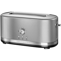 KitchenAid Artisan Toaster 5KMT4116ECU Contur-Silber