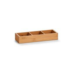 HTI-Living Aufbewahrungsbox Ordnungsbox Bambus, Ordnungsbox