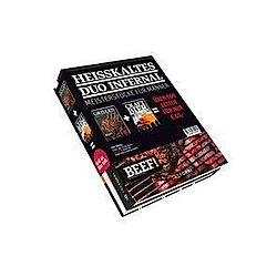 BEEF! GRILLEN / CRAFT BIER  2 Bände - Buch