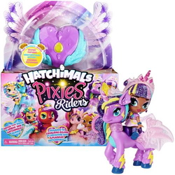 Hatchimals - Pixies Riders - Unicorn 6059380