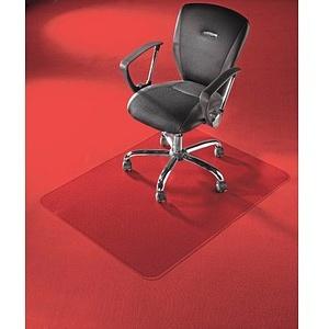 clear style Bodenschutzmatte für Teppichböden Master