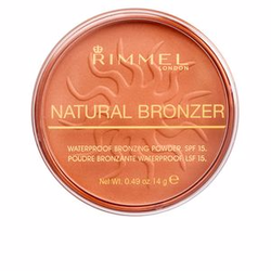 NATURAL BRONZER SPF15 #021-sunlight