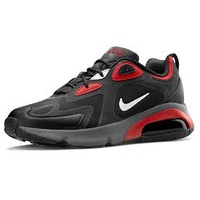 Nike Men's Air Max 200 black-red, 42.5