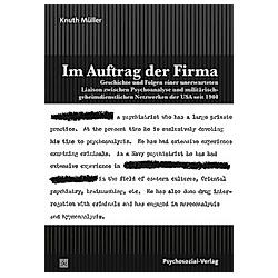 Im Auftrag der Firma. Knuth Müller  - Buch
