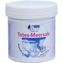 Totes Meer Salz Mineral Creme