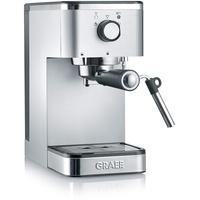 Graef ES400EU Siebträger-Espressomaschine Salita, silber