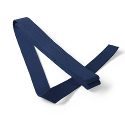 PRYM Gurtband für Taschen, 30mm, marine, 3m, 100% Baumwolle, Bänder & Borten, Gurtbänder