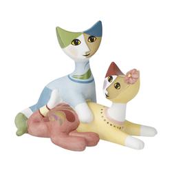 Goebel Rosina Wachtmeister - Minikatzen Minikatzen Cara e Elio h: 8 cm Rosina Wachtmeister - Minikatzen 31238021