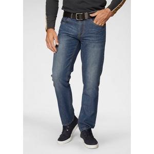 Arizona Slim-fit-Jeans Clint mit dezenter Waschung blau 32