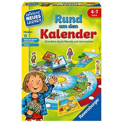 Ravensburger Rund um den Kalender Brettspiel