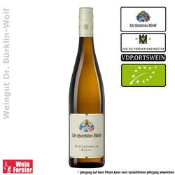 Weingut Bürklin Wolf Ruppertsberger Riesling trocken 2016