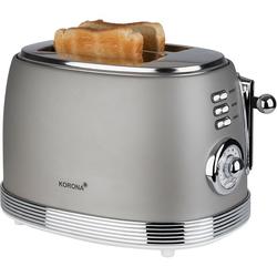 Korona 21667 Wasserkocher & Toaster - Grau