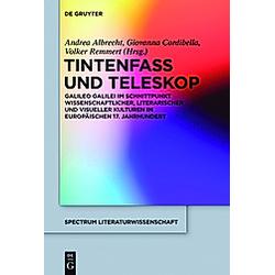 Tintenfass und Teleskop - Buch