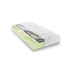 Matratzen Concord Komfortschaummatratze Concord@ Biloxxi Gel 80x200 cm H3 - fest bis 100 kg 22 cm hoch
