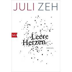 Leere Herzen. Juli Zeh  - Buch