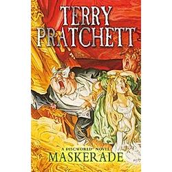 Maskerade. Terry Pratchett  - Buch