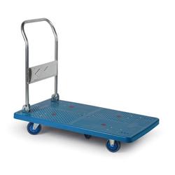 Plattenwagen, klappbarer griff, 500 kg 1100x650 mm