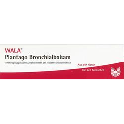 PLANTAGO BRONCHIALBALSAM 30 g