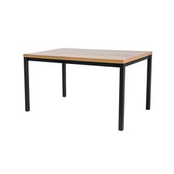 Stół Empoli 150x90 cm z litego drewna dębowego