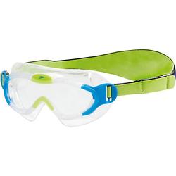 Taucherbrille SEA SQUAD blau/grün Gr. one size