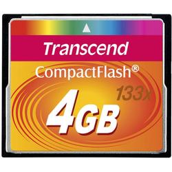 Transcend Transcend CF Karte 4GB 133x Speicherkarte (4 GB)